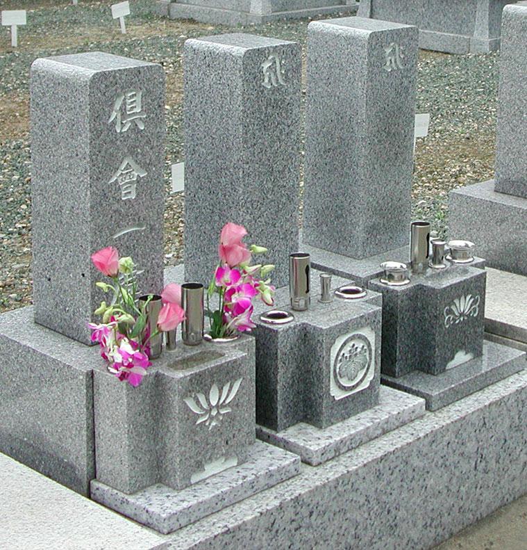 ぎんなん霊苑 永代供養墓 個人墓